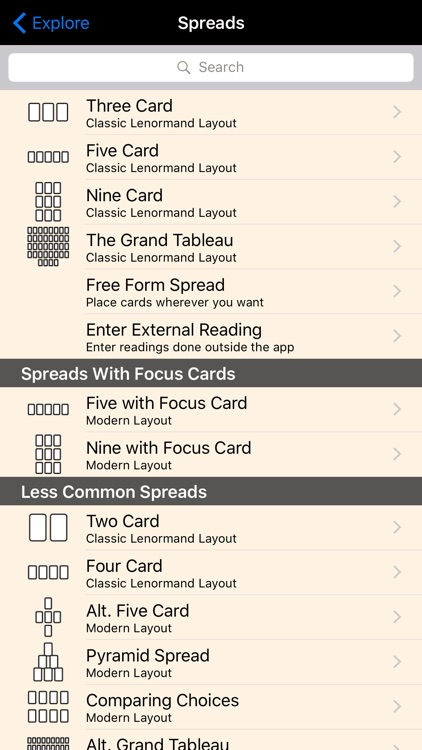 Lenormand! screenshot-2