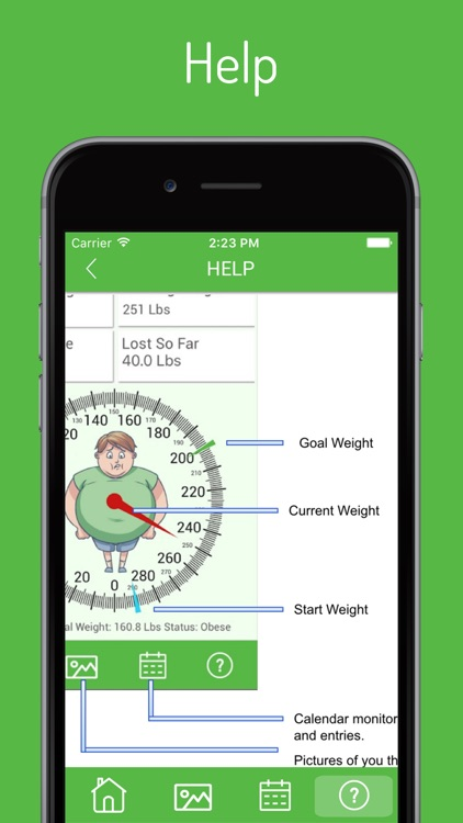 Fatazz – Weight Loss Motivation Program Calorie Counter & Diet Exercise Tracker Helps to Lose Weight screenshot-4
