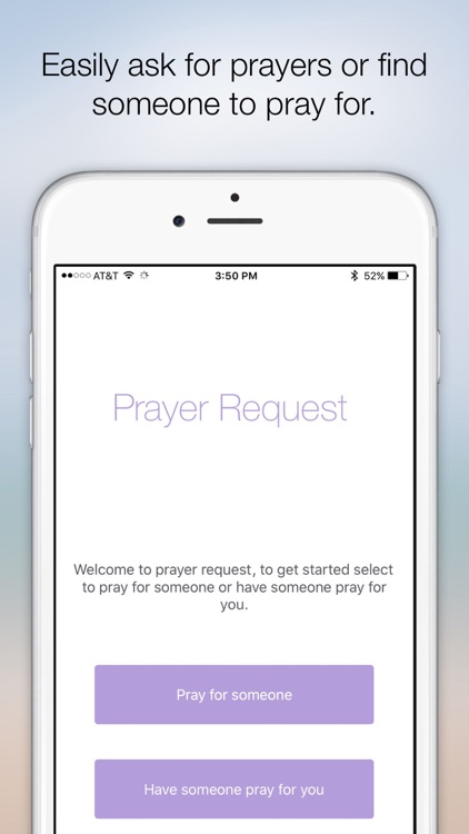 Prayer Request: Pray for those in need by Codelation