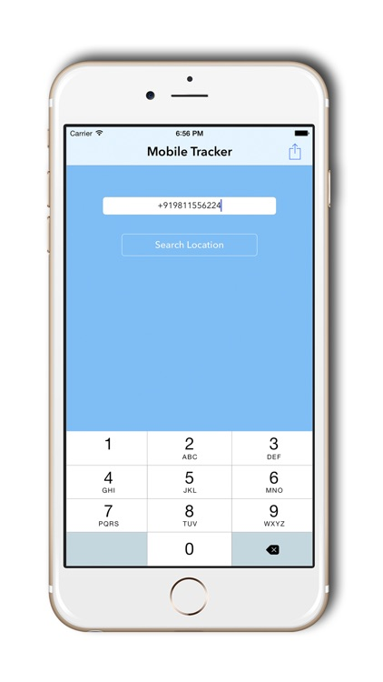 Mobile Number Tracker Area