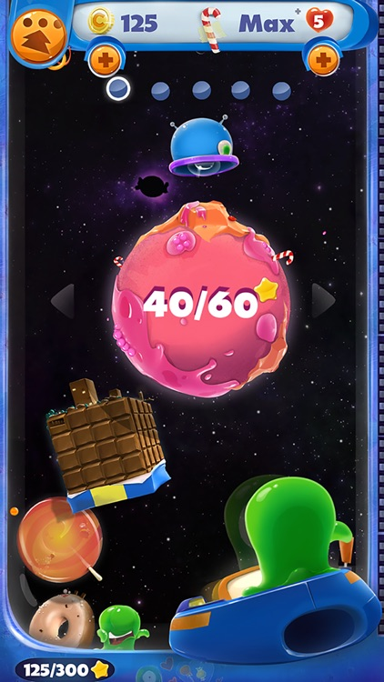 Sweets Mania  - Candy Sugar Rush Match 3 Games screenshot-4