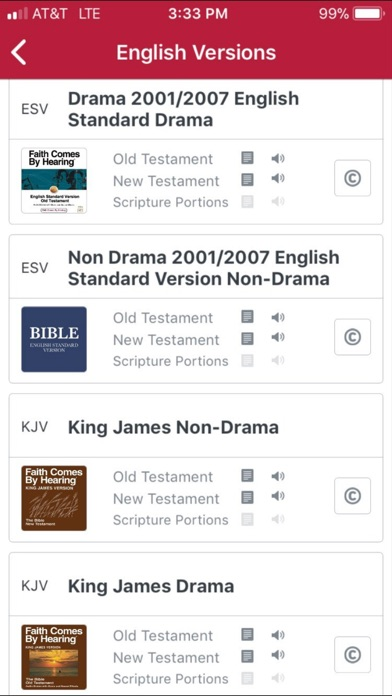 Bibleis review screenshots