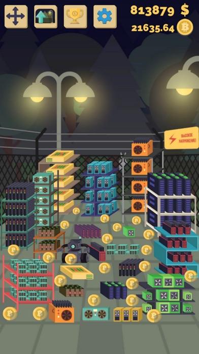 Bitcoin mining: life simulator-0