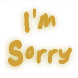 Say Sorry With Stickers