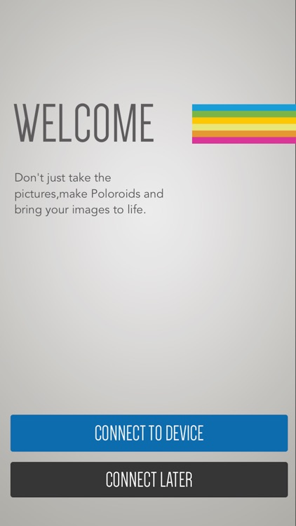 Polaroid Print-App screenshot-2
