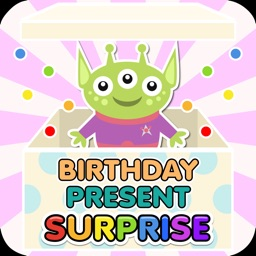 Birthday Present Surprise Maker - create your own presents