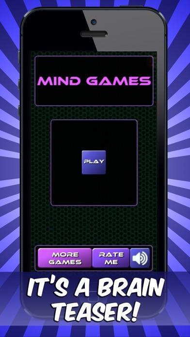 Mind Games - Puzzle Brain screenshot one