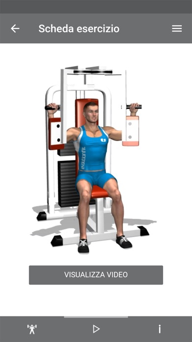 New Gym Wellness app image