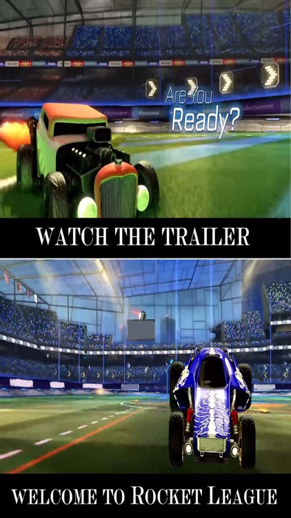 PRO- Rocket League Version Guide