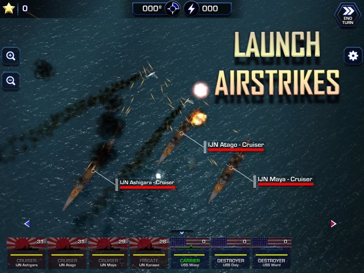 Battle Fleet 2 screenshot-2
