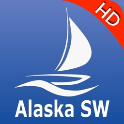 Alaska SW Nautical Charts Pro