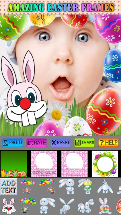 Easter Frames and Posters