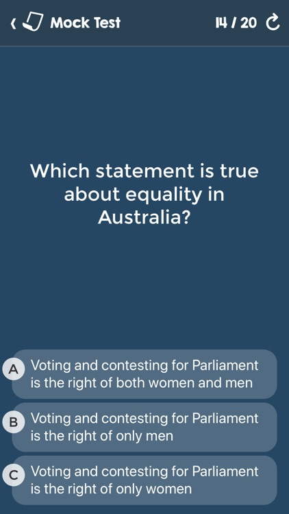 Australian Citizenship Tests