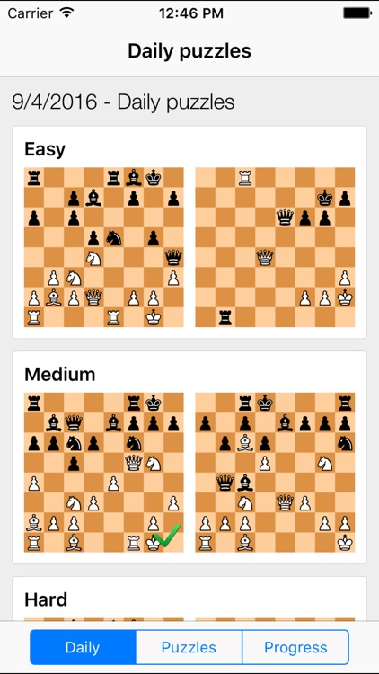 Chess Tactics Pro (Puzzles) screenshot-1