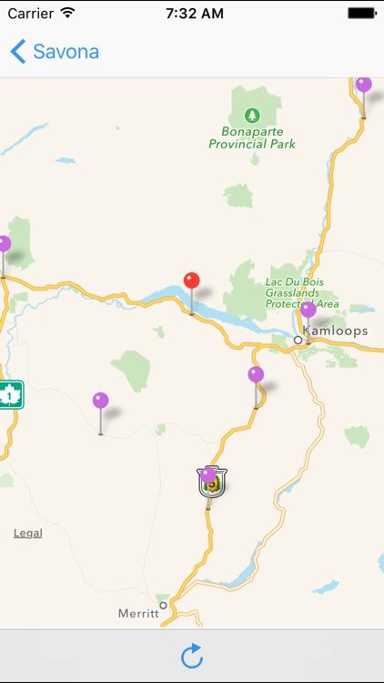 MultiCamPlus BC Highway screenshot-3