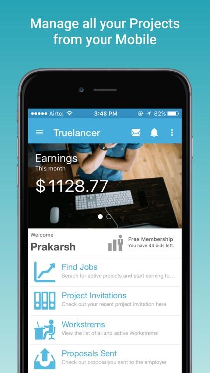 Search Jobs & Hire Freelancer - Truelancer
