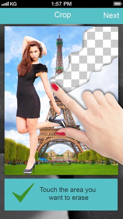 Easy Background Eraser