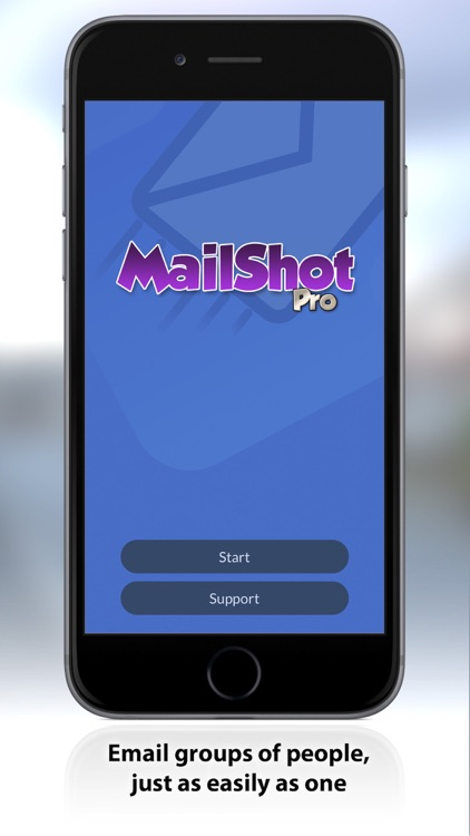 MailShot Pro- Group Email Done Right! screenshot-4
