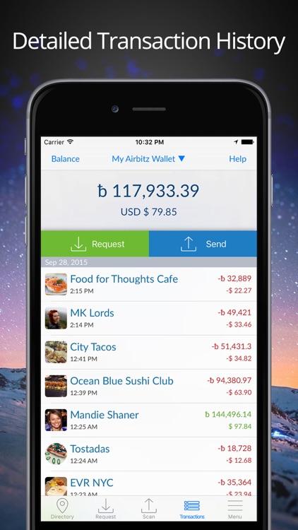 Airbitz - Bitcoin Wallet