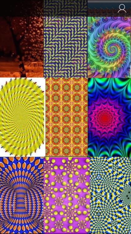 Illusions` - Amazing & Moving 3D Optical illusion
