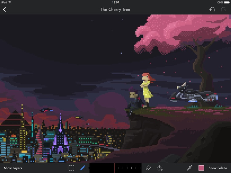 Pixaki (Legacy Support Edition) screenshot-0