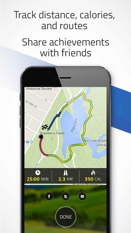 Pacer 10K: run faster races screenshot-3