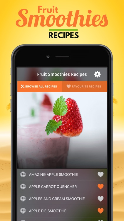 Fruit Smoothies Recipes