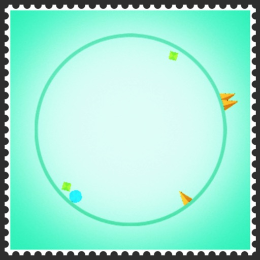 Limit Circle Ball icon