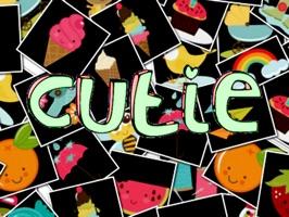 Cutie Stickers