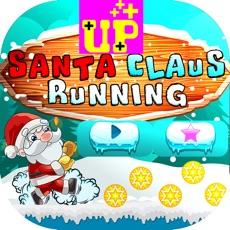 Activities of Santa Claus Running Christmas