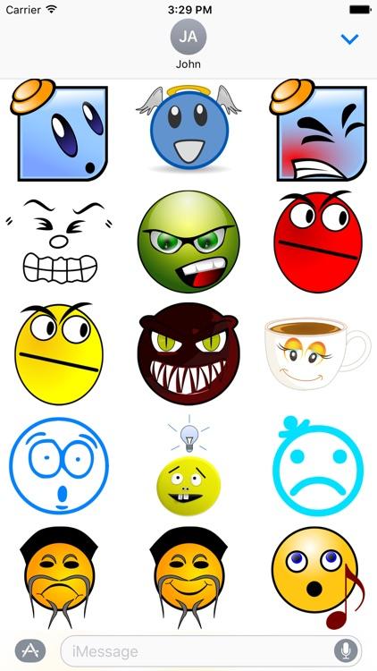 Stick Them! 350+ Free Stickers screenshot-4