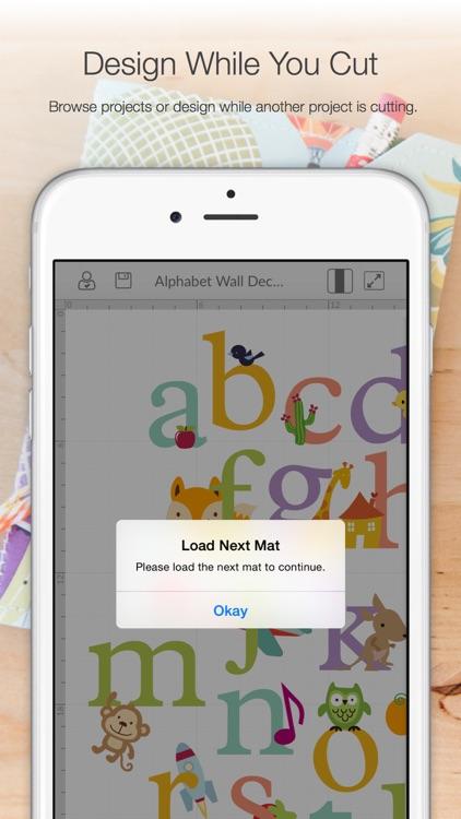 Cricut Design Space app image