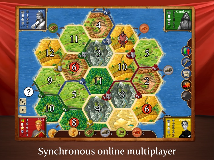 Catan Classic HD screenshot-1