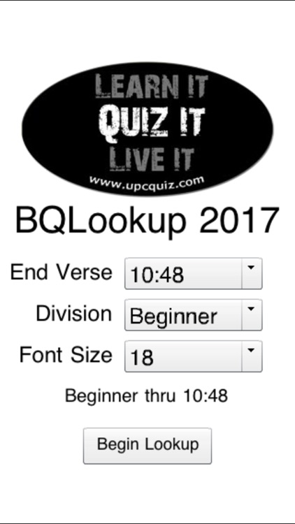 BQLookup17 screenshot-0