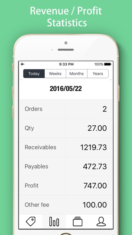 Retail Tracker 2 - Retailers Purchase,Sales Order screenshot-3
