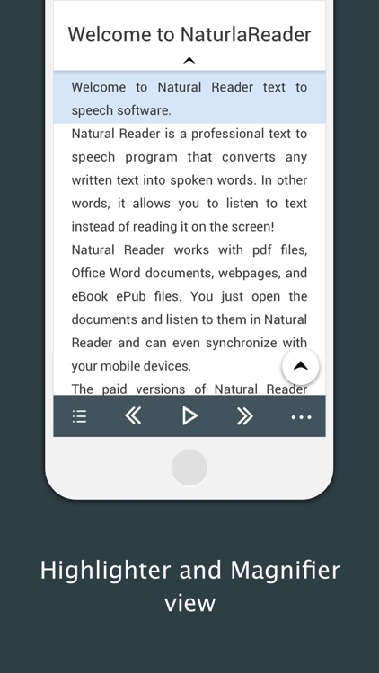NaturalReader Text to Speech