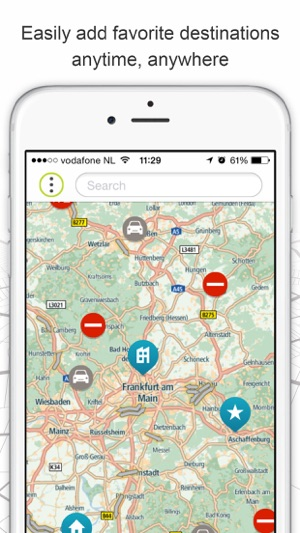 TomTom MyDrive on the App Store