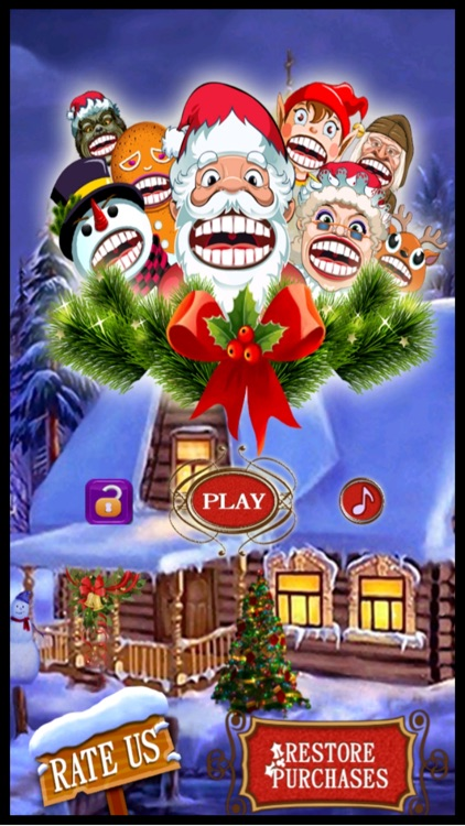 Christmas Dentist Doctor Kid Games (Girls & Boys) screenshot-4