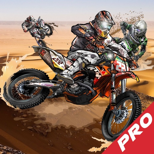 Additive Race Motorbike Pro - A Lighted Track For Speed
