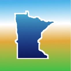 Aqua Map Minnesota Lakes GPS on the App Store