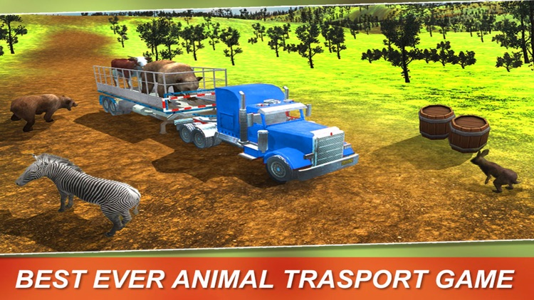 Animal Transport Game
