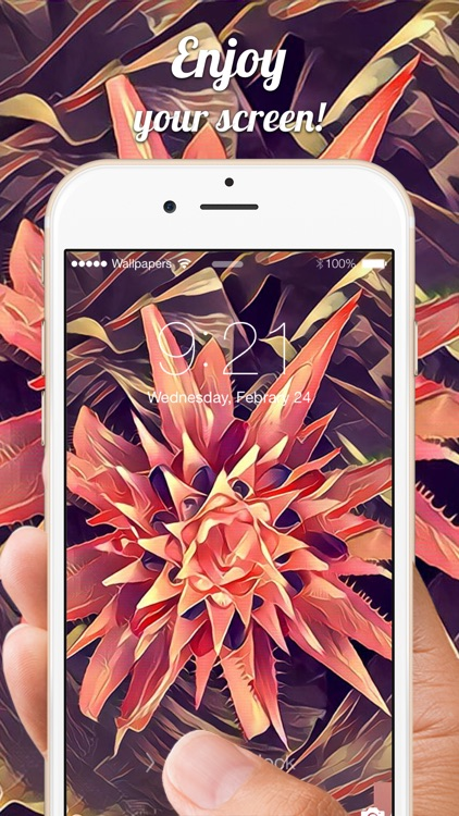 Prisma Live Wallpapers & Backgrounds - Effected Live Photo Art HD Lockscreen Images for iPhone & iPad, iPod