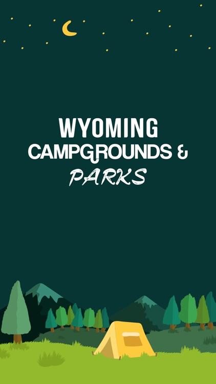 Wyoming Campgrounds & Parks