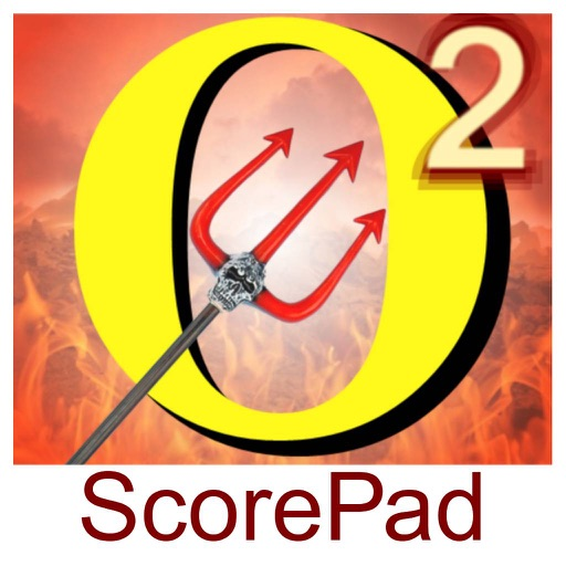 Oh Hell ScorePad 2