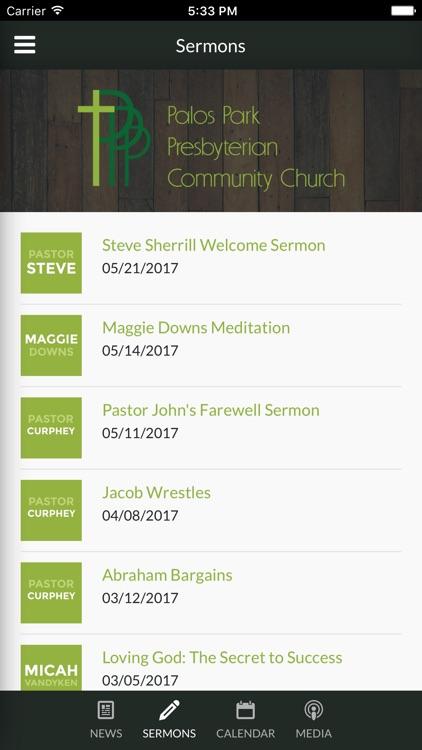 Palos Community Church screenshot-3