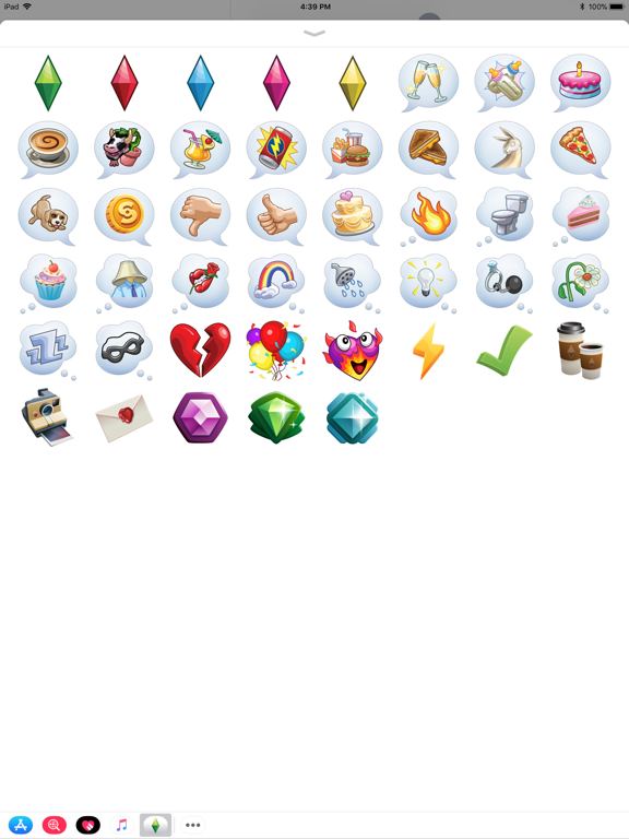 The Sims™ Sticker Pack screenshot 3