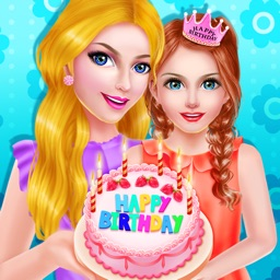 Girls Birthday Party Makeover Salon Game for FREE