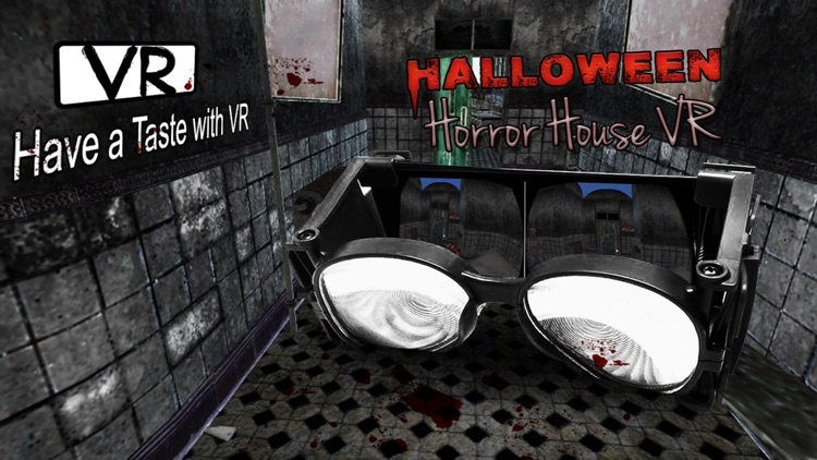 Halloween Horror House VR screenshot-3