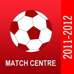 English Football 2011-2012 - Match Centre
