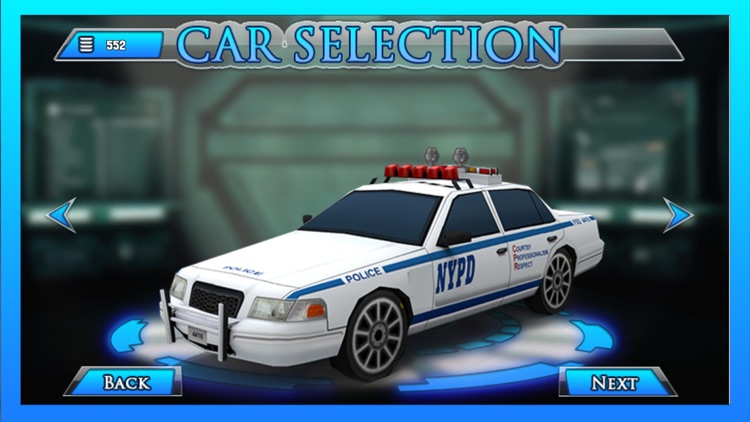 City Police Car Driver Simulator – 3D Cop Chase screenshot-3